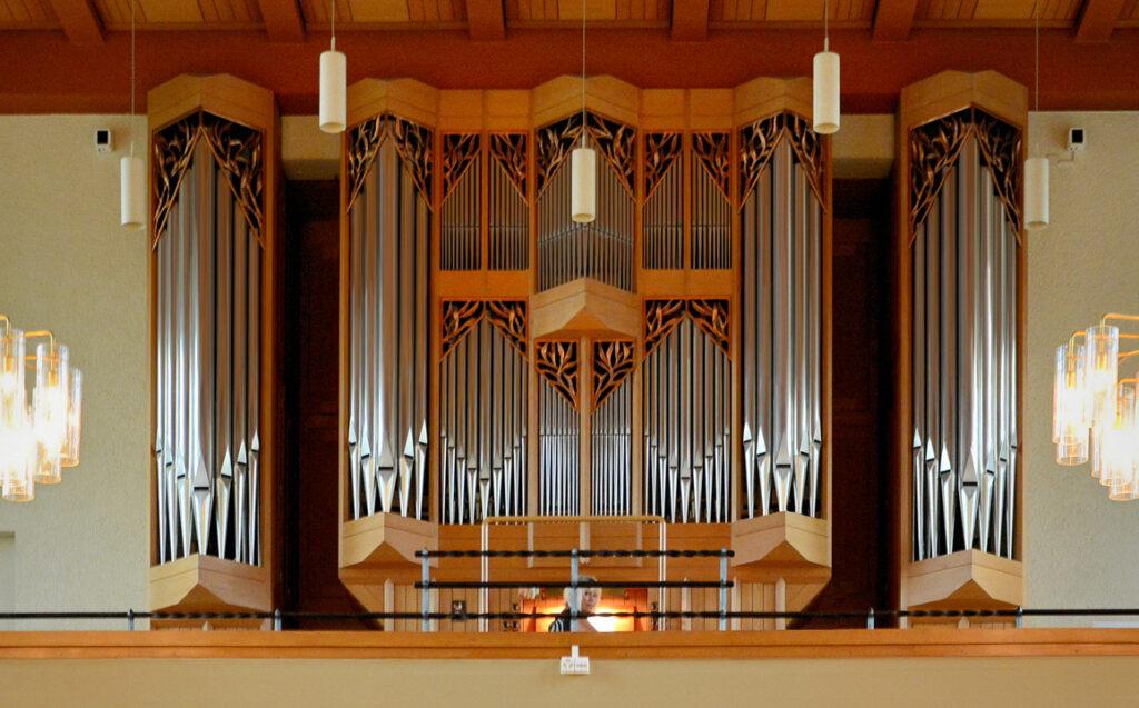 02 Orgel in der Erlöserkirche