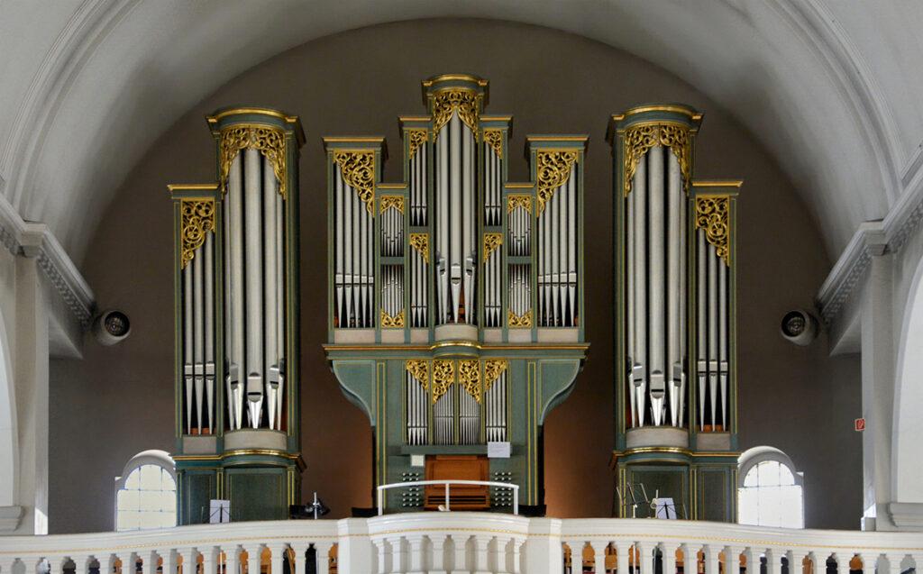 03 Orgel der Kirche St. Josef