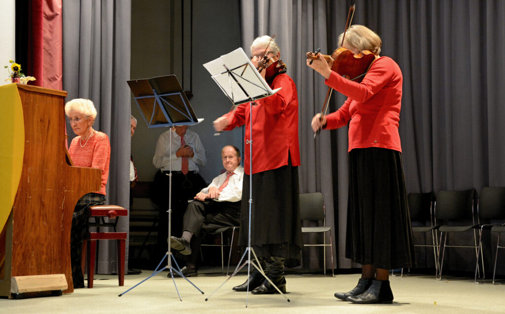 05 Zwischeneinlage mit dem Trio Rosso