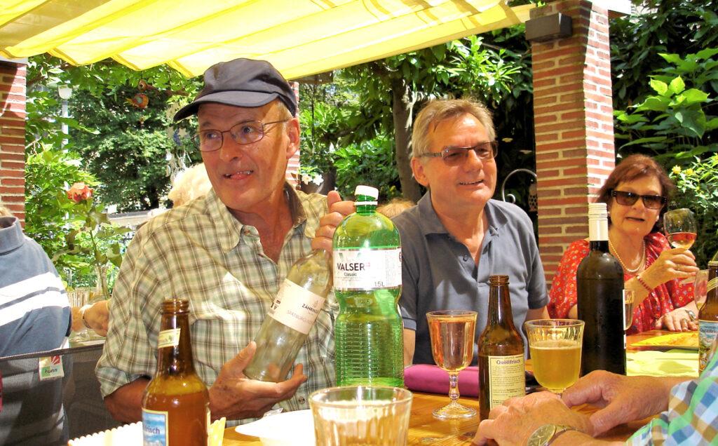 08 Edi, Hans und Rosmarie