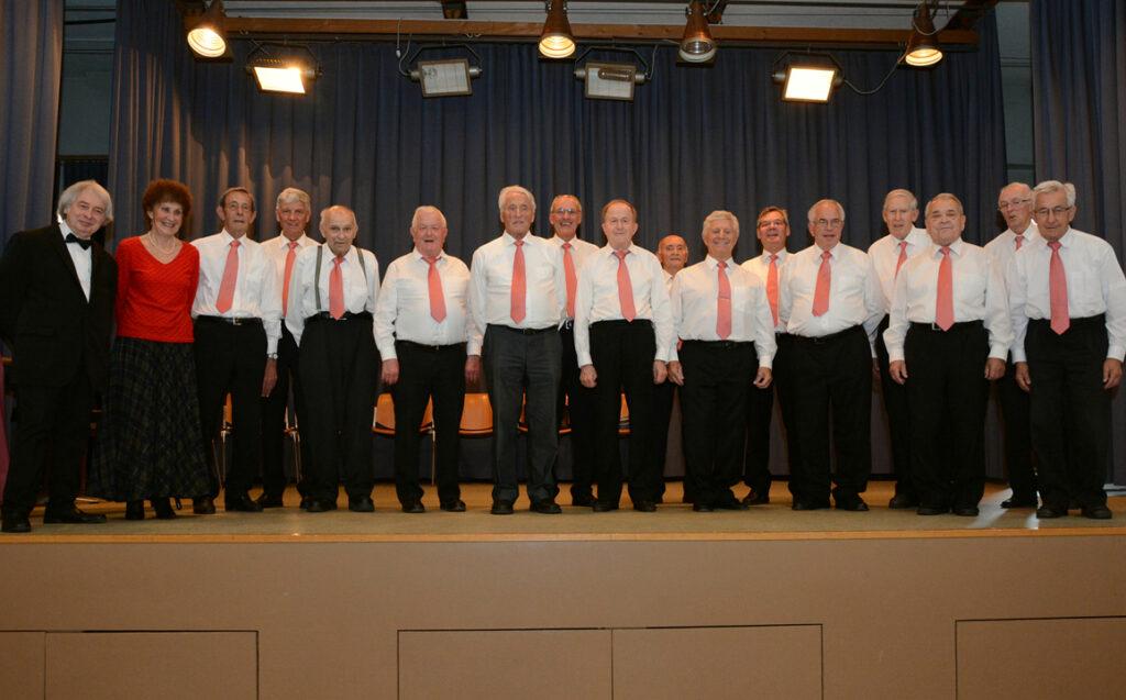 17 Gruppenbild Kolpingchor