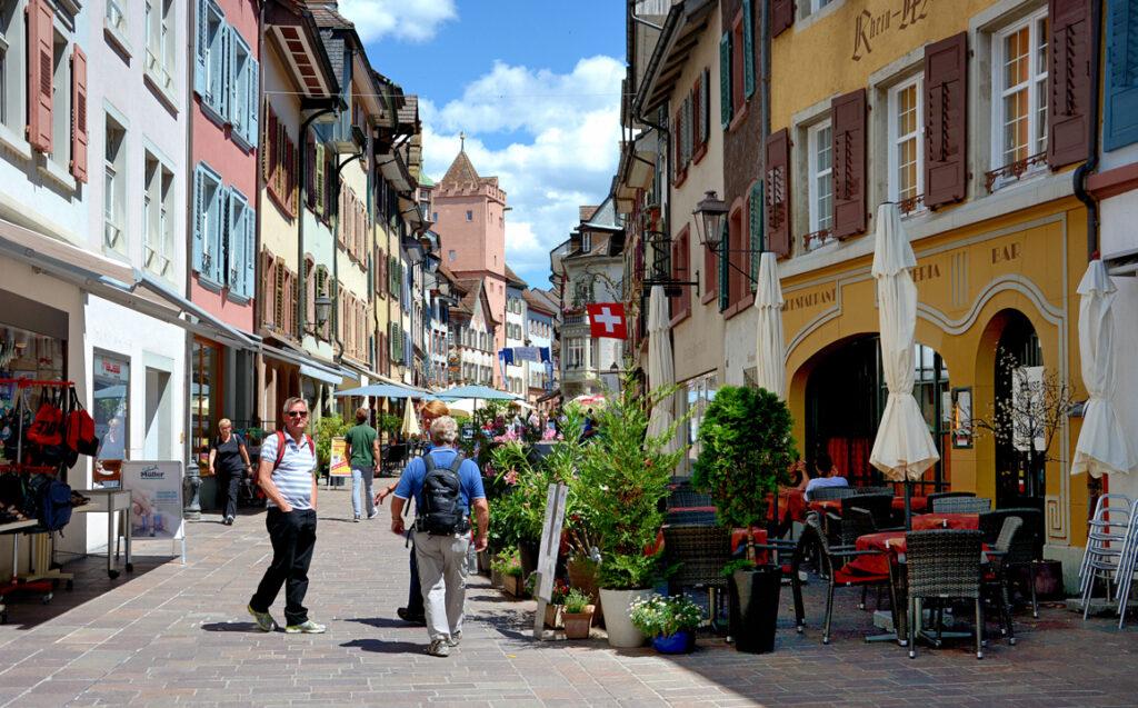 23 Geführte Stadtbesichtigung in Rheinfelden