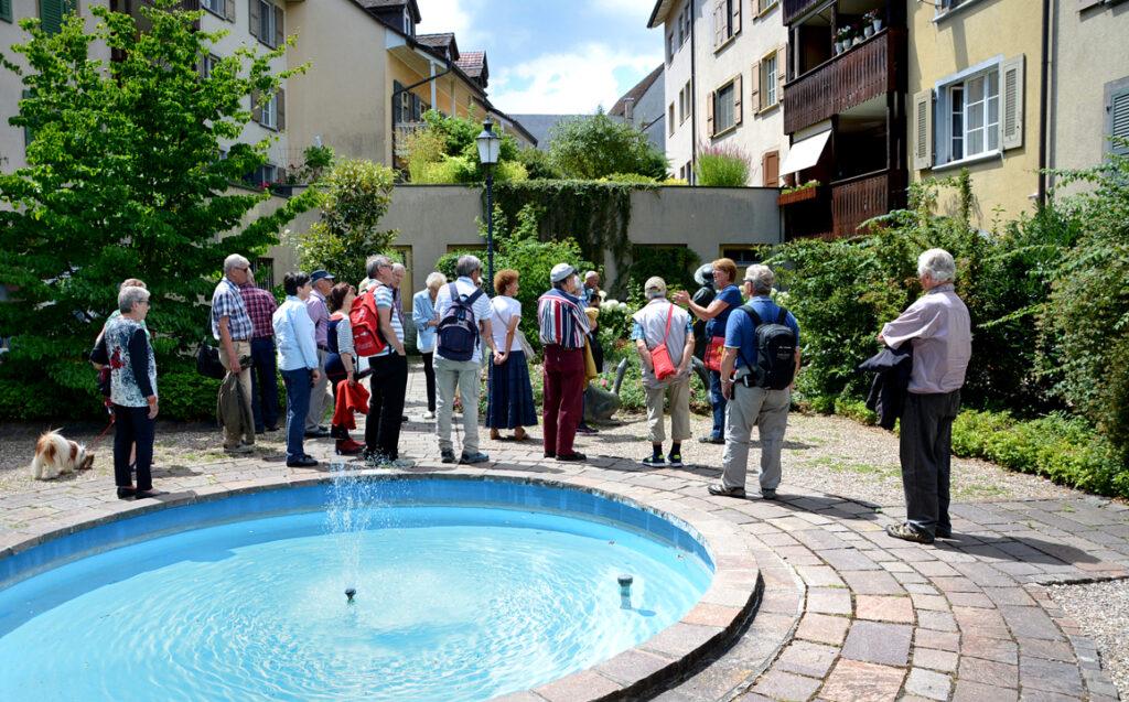 31 Innenhof in Rheinfelden