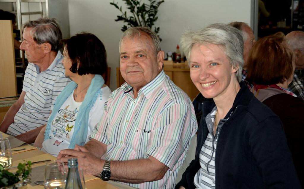 32 Ludwig, Rosmarie, Rolf und Gabi