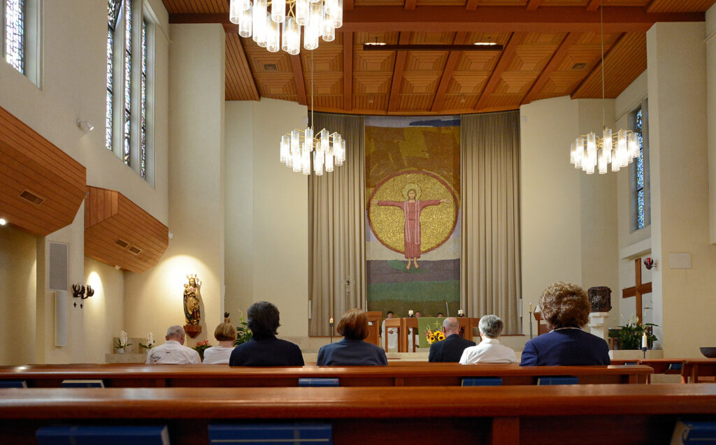 In der Erlöserkirche